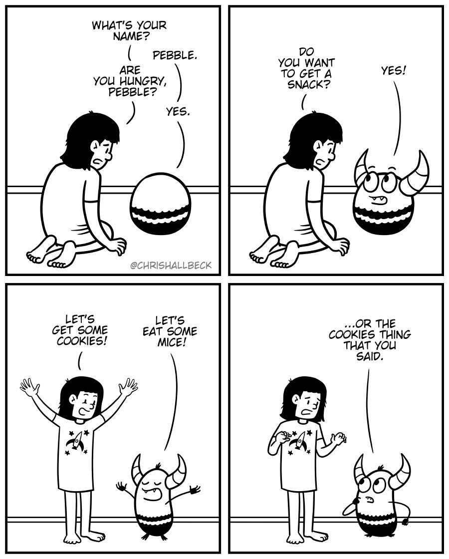 #1772 – Snacks