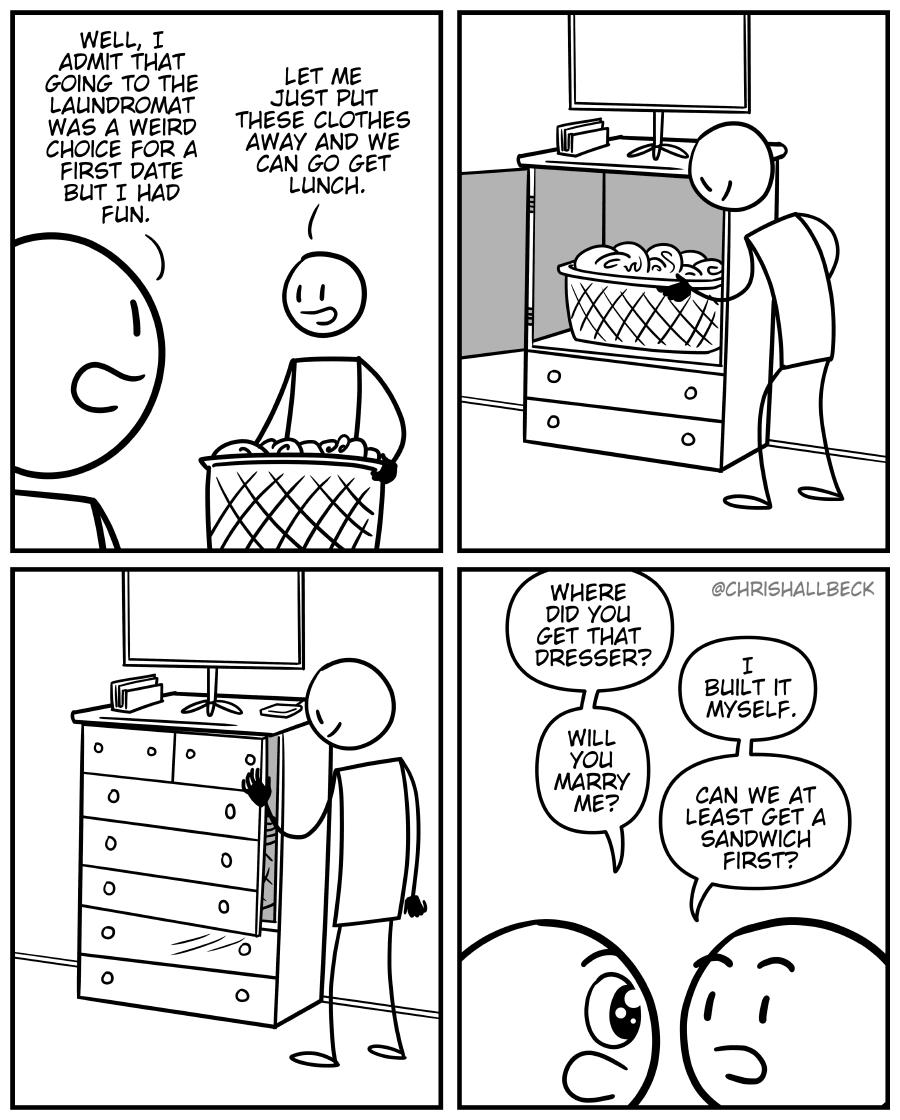 #1809 – Laundry