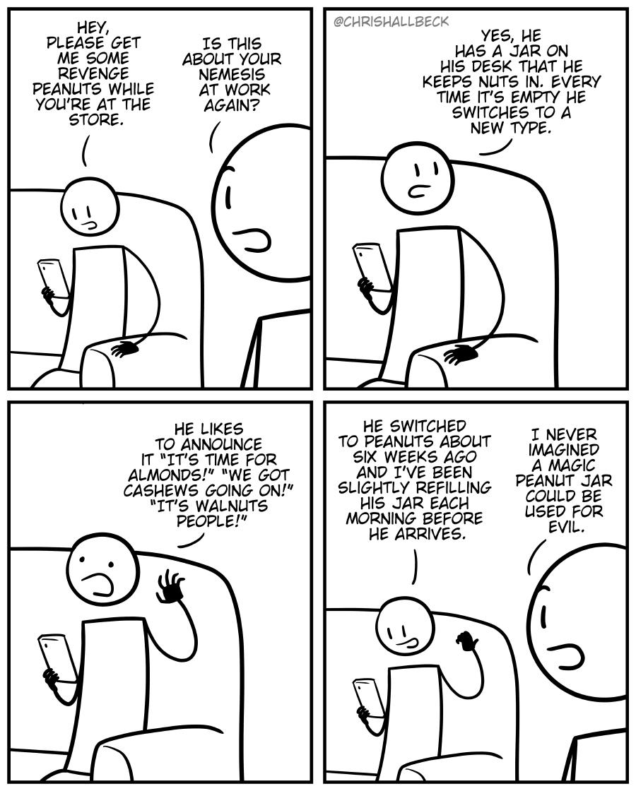 #1815 – Peanuts