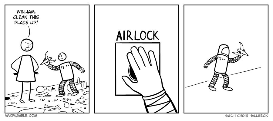 #83 – Ejection