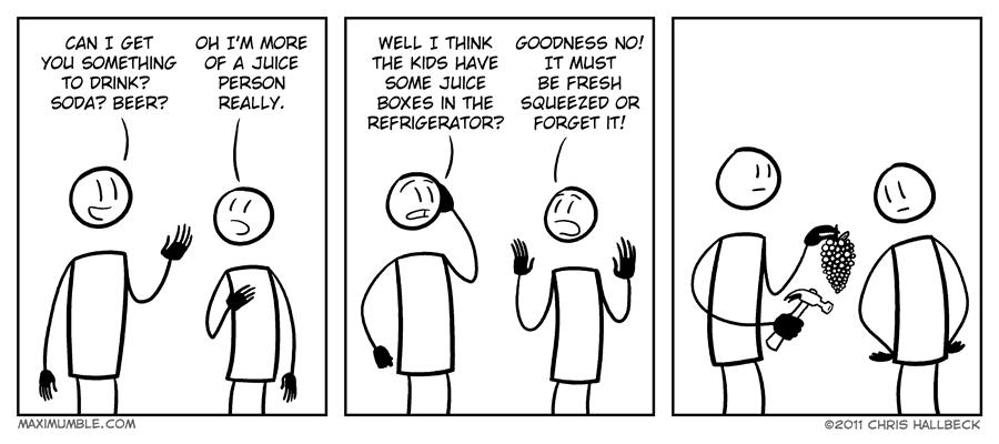 #233 – Picky