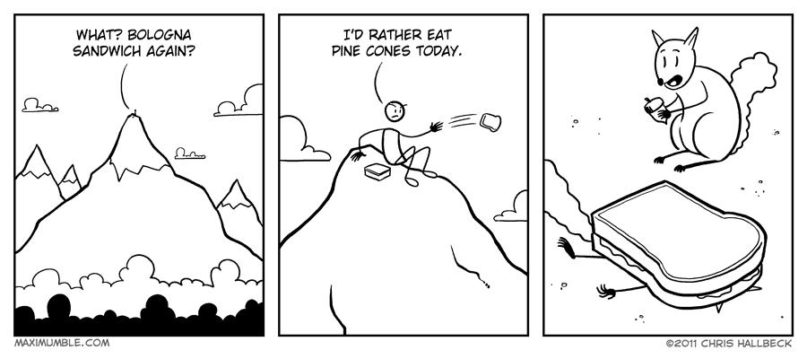 #243 – Peaked