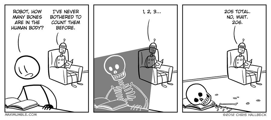 #350 – Skeletal