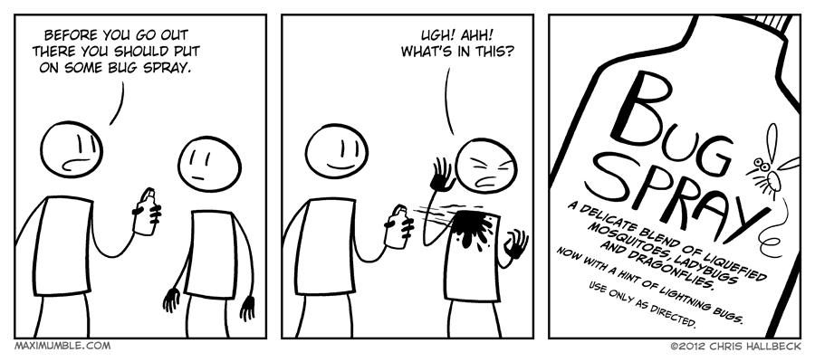 #408 – Bugged