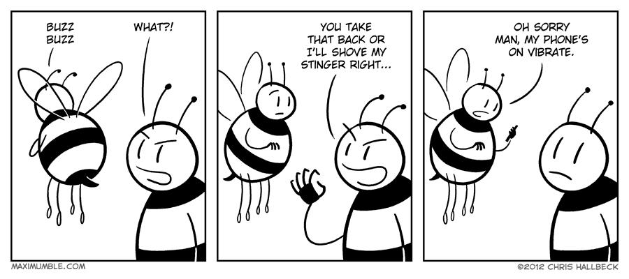 #509 – Buzz