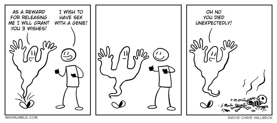 #539 – Genie