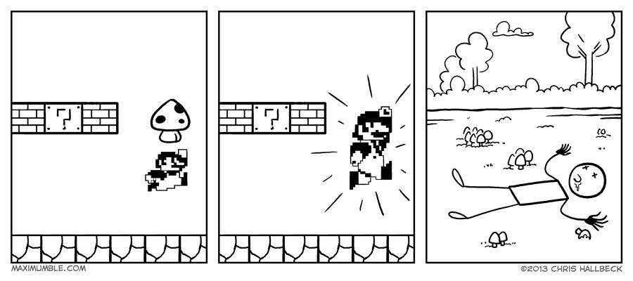 #565 – Shrooms