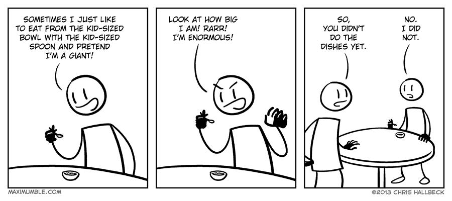 #654 – Gigantic