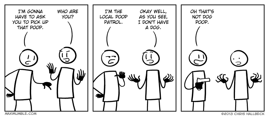 #707 – Dropping