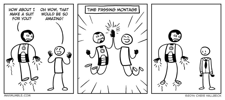 #789 – Ironing