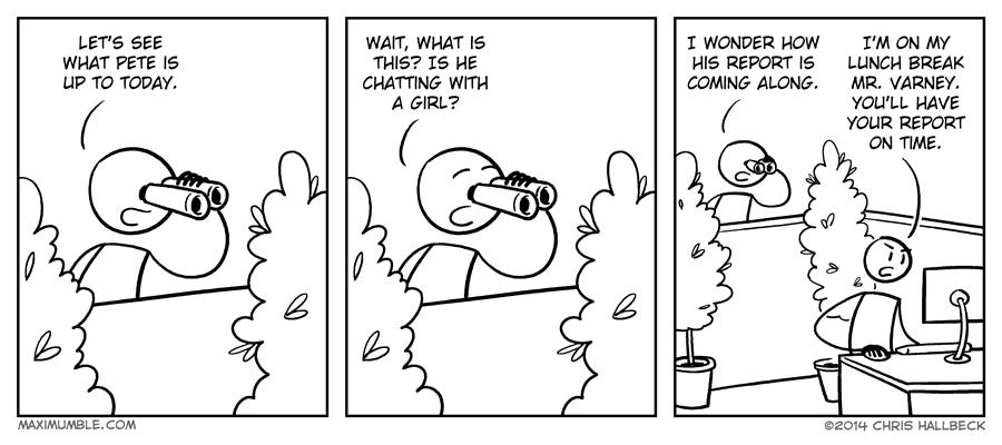 #824 – Spy