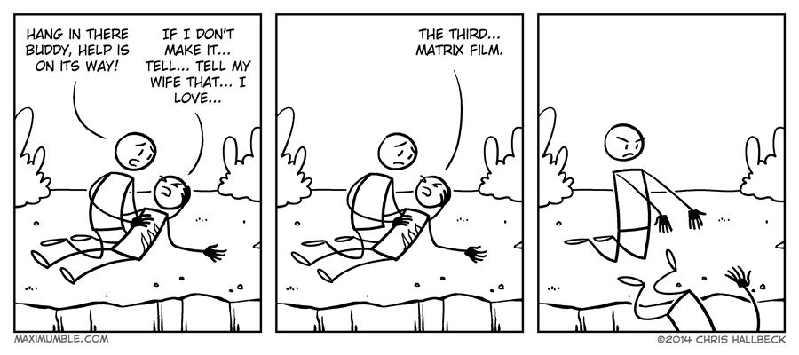 #834 – Message