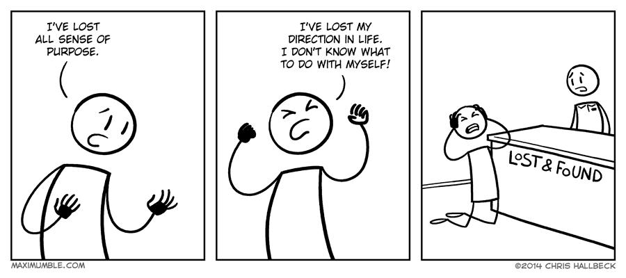 #838 – Direction