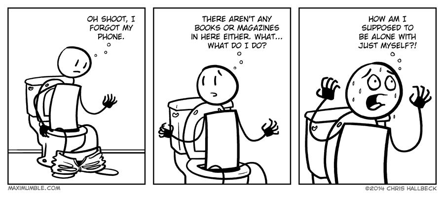 #892 – Alone