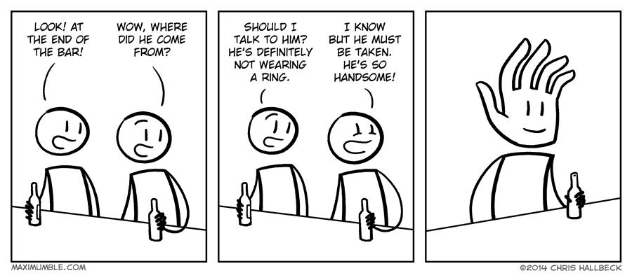 #907 – Bar