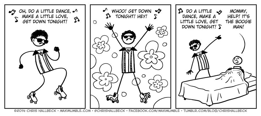 #937 – Disco