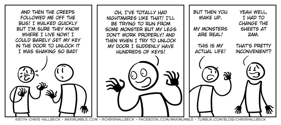 #952 – Creep