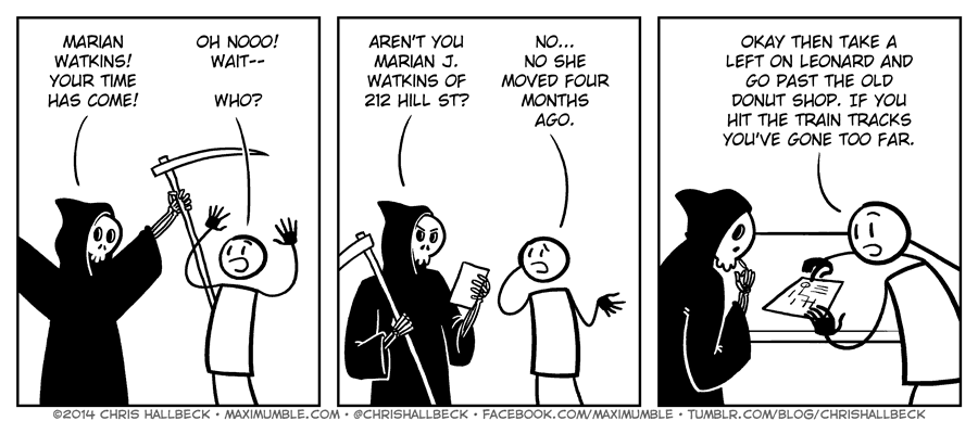 #973 – Grim