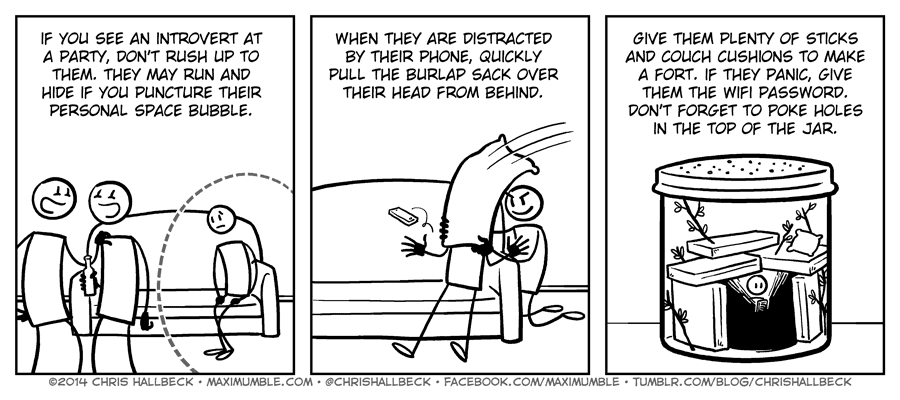 #977 – Introvert