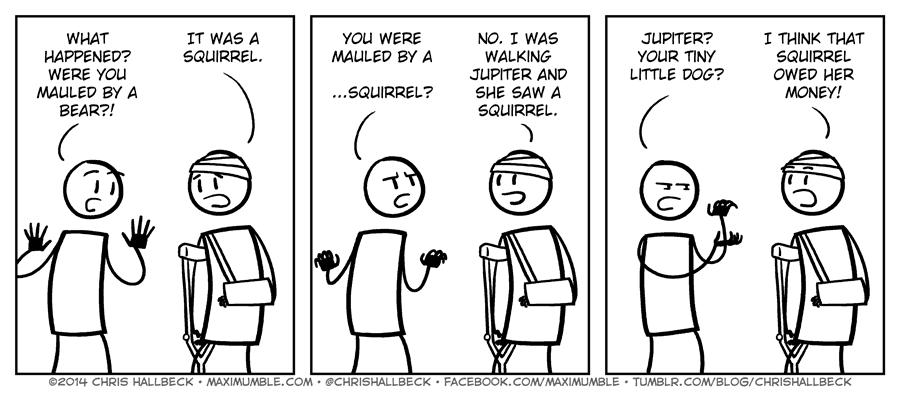 #990 – Shattered