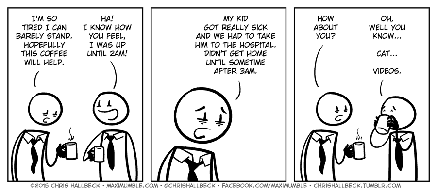 #1051 – Exhaustion