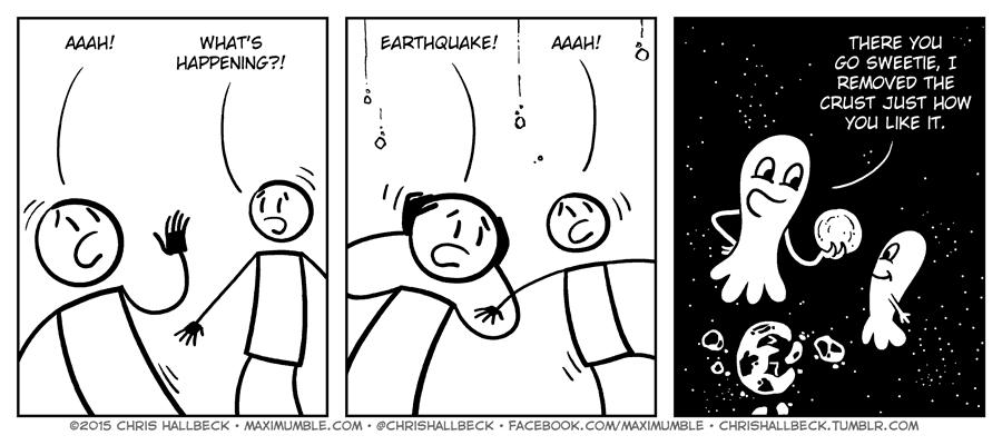 #1056 – Shaky