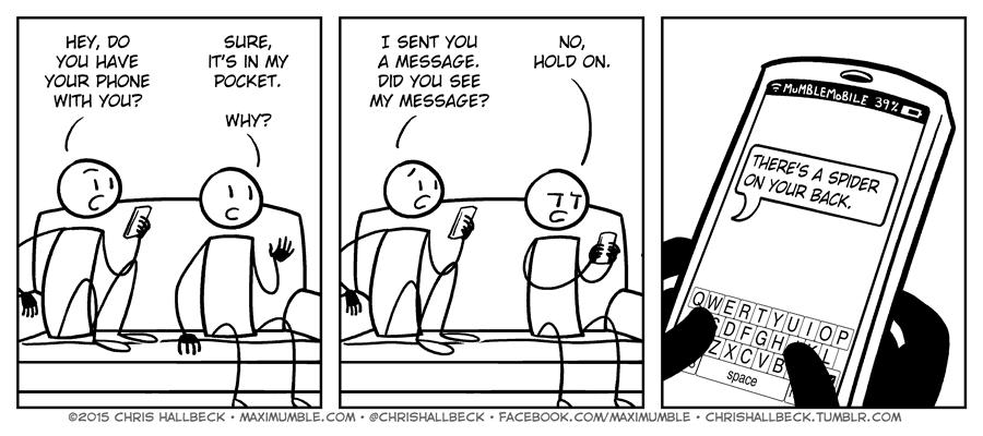 #1086 – Message