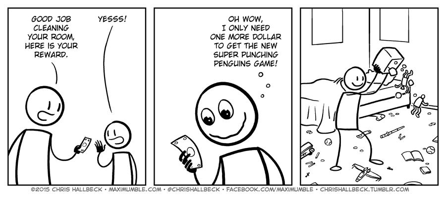 #1122 – Chores