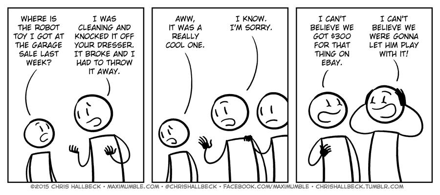 #1165 – Robot