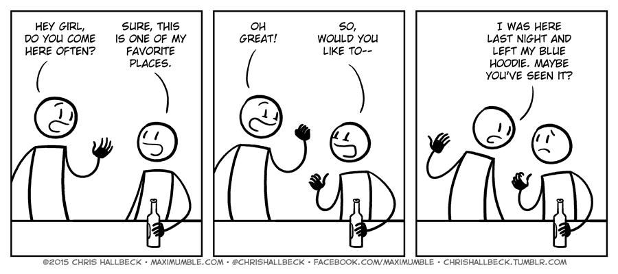 #1173 – Often