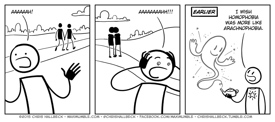 #1184 – Phobias
