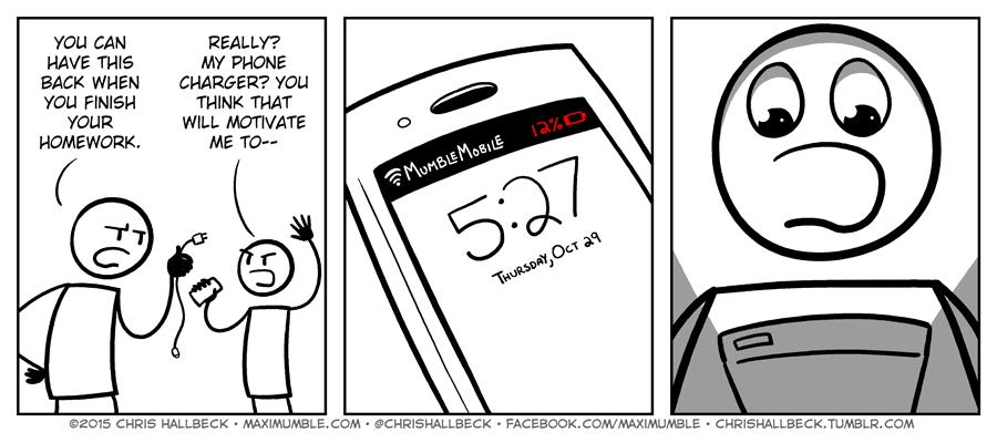 #1210 – Homework
