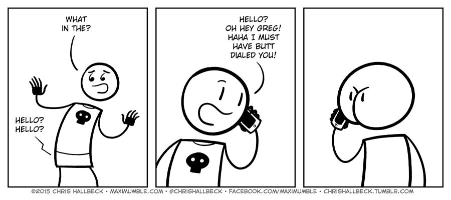 #1211 – Butt