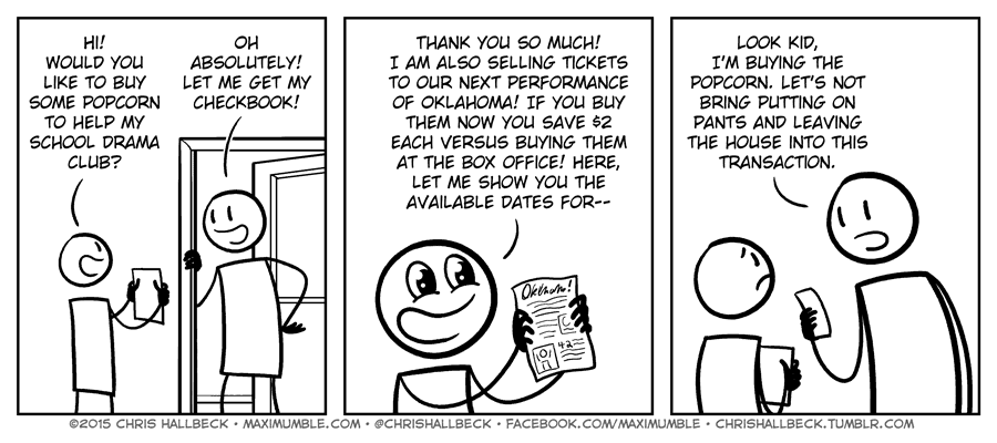 #1218 – Popcorn
