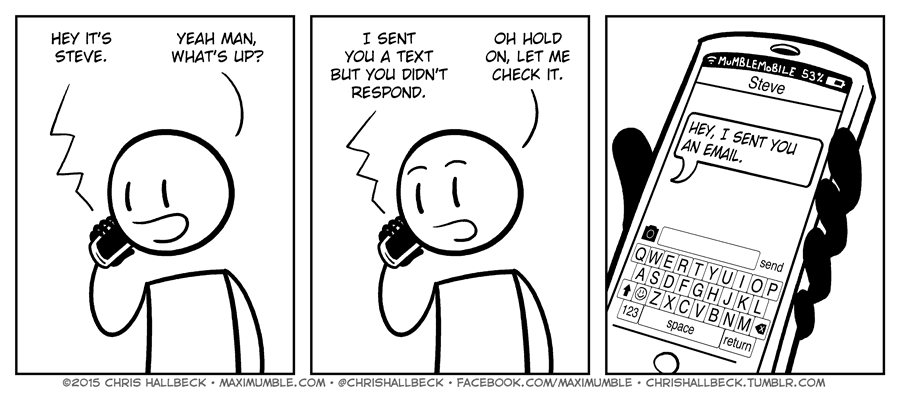 #1227 – Communication