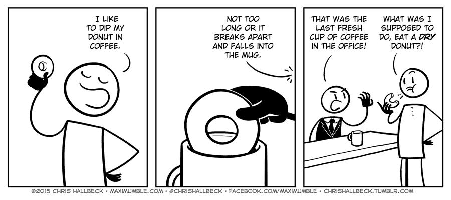 #1230 – Dunked