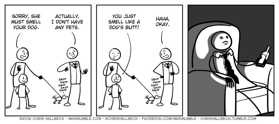 #1305 – Sniff