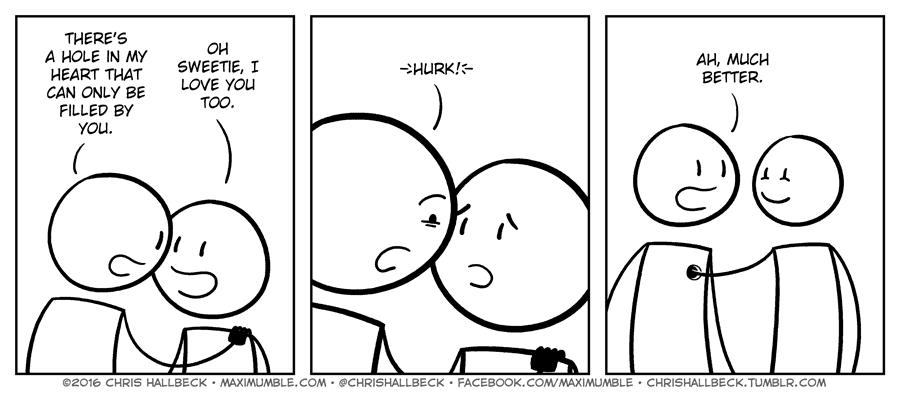 #1326 – Hole