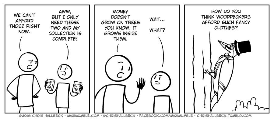 #1370 – Money
