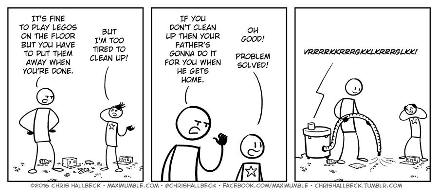 #1382 – Chores