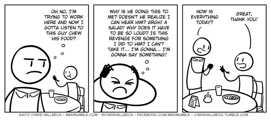 #1507 – Chewing