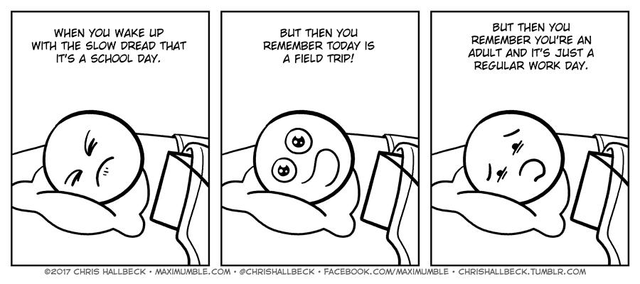 #1509 – Mornings