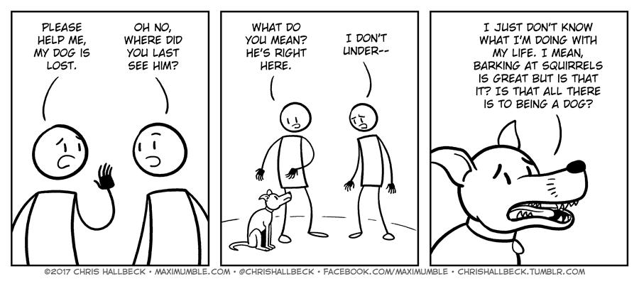 #1516 – Lost