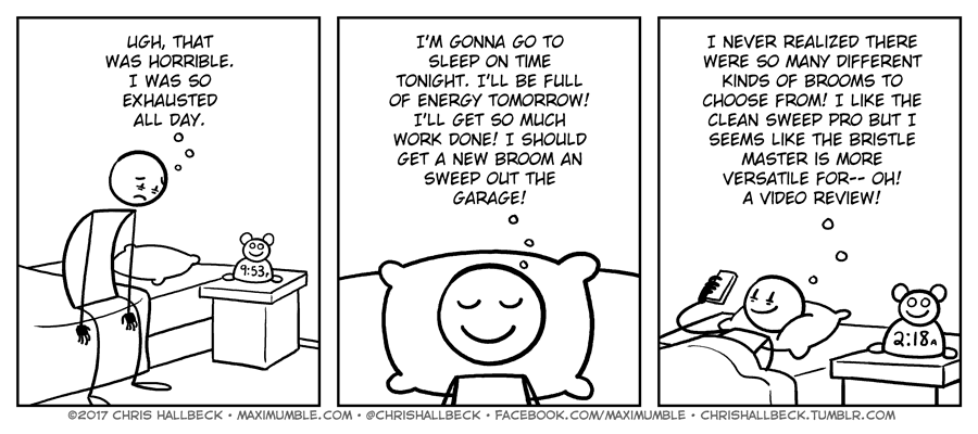 #1544 – Exhausted