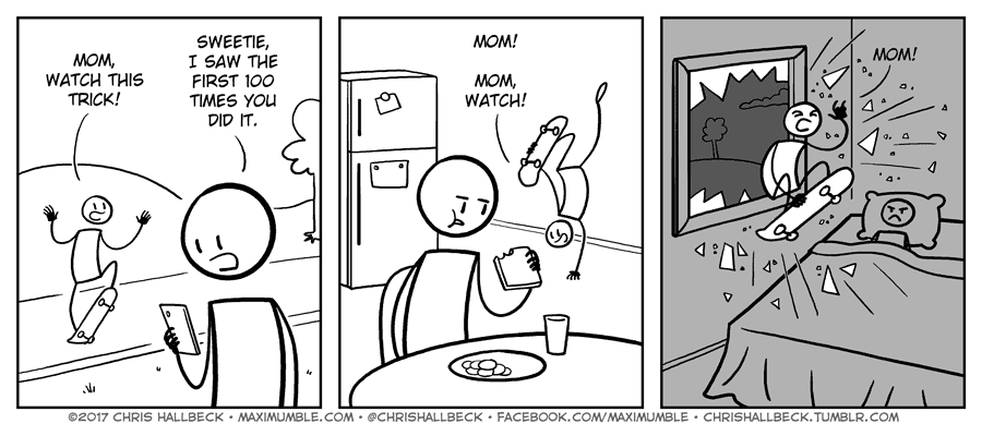 #1556 – Mom!