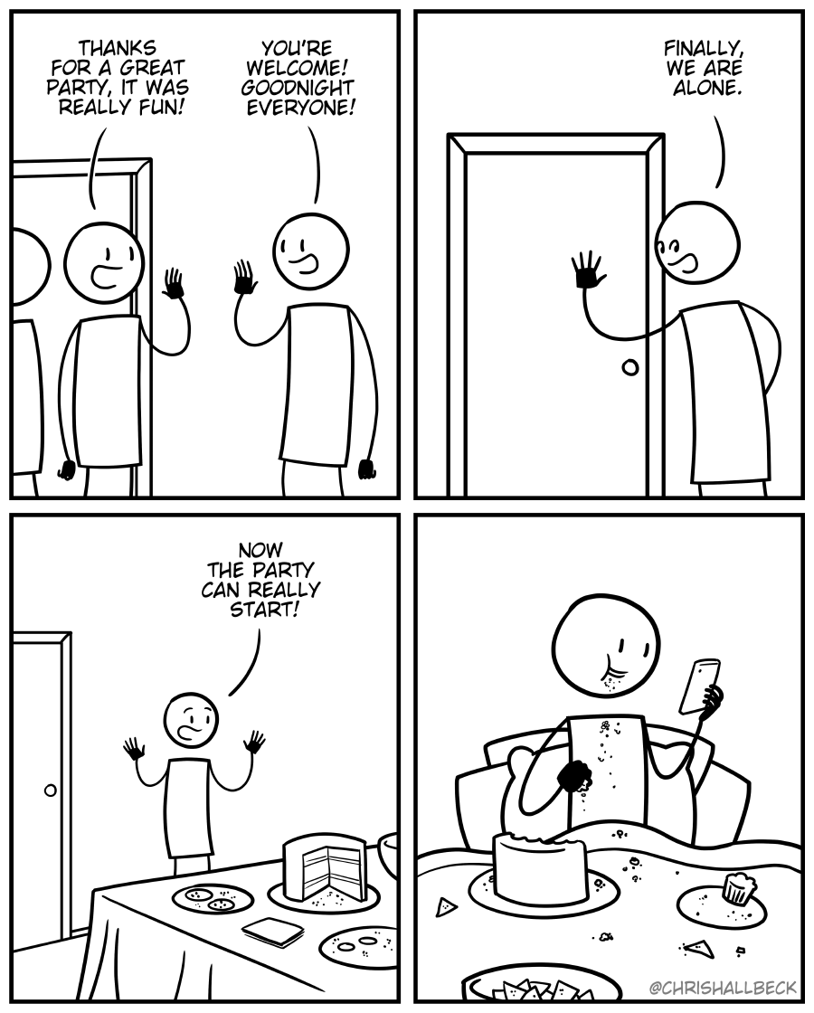 #1619 – Party