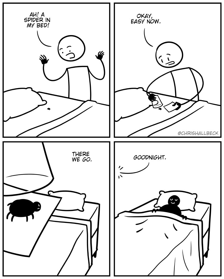 #1776 – My bed