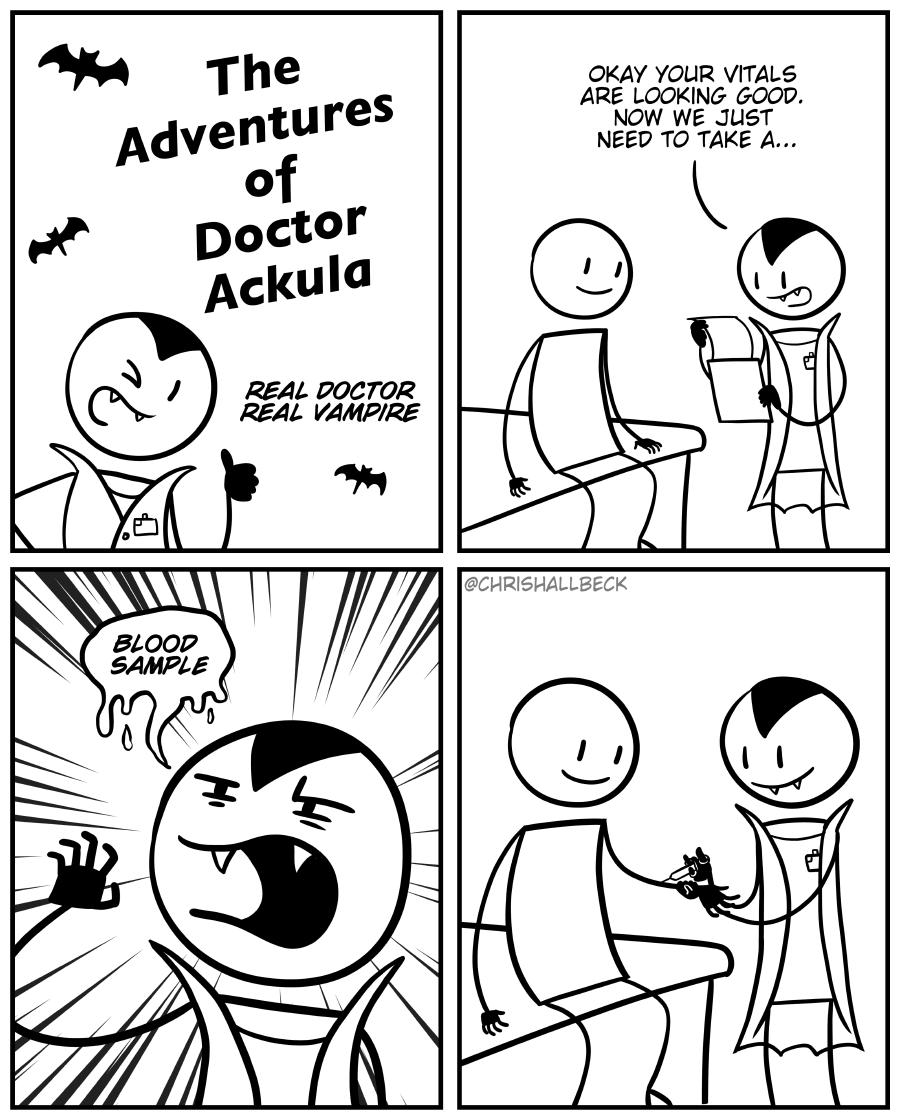 #1913 – Doctor Ackula