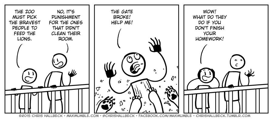 #1074 – Chores