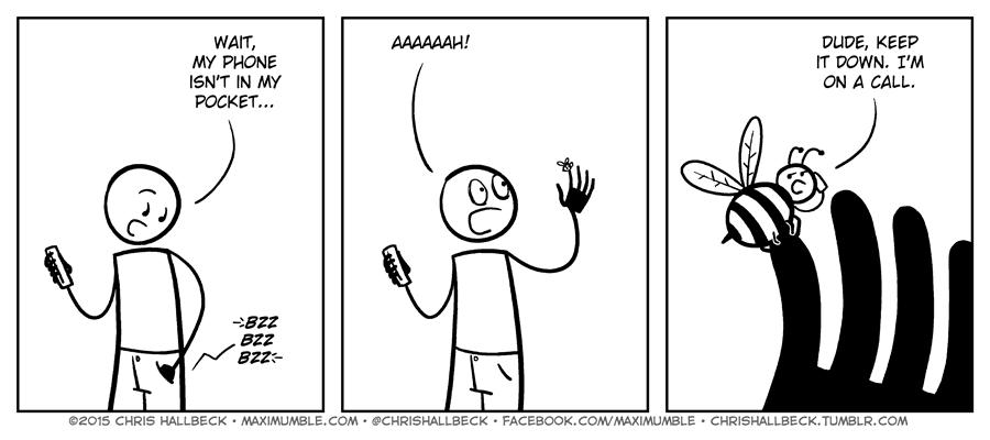 #1076 – Buzz